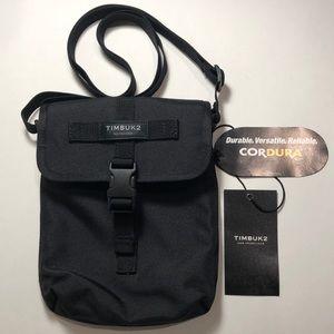 NWT Timbuk2 Pip Crossbody Bag Jet Black